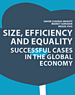 Size of States, efficiency and equality: Successful cases in the global economy