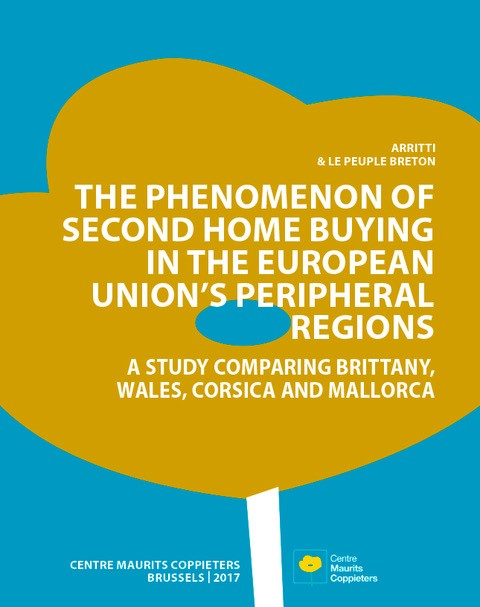 Second home buying in Europe's peripheral regions