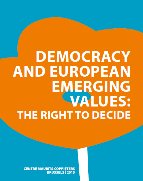 Democracy and European Emerging Values