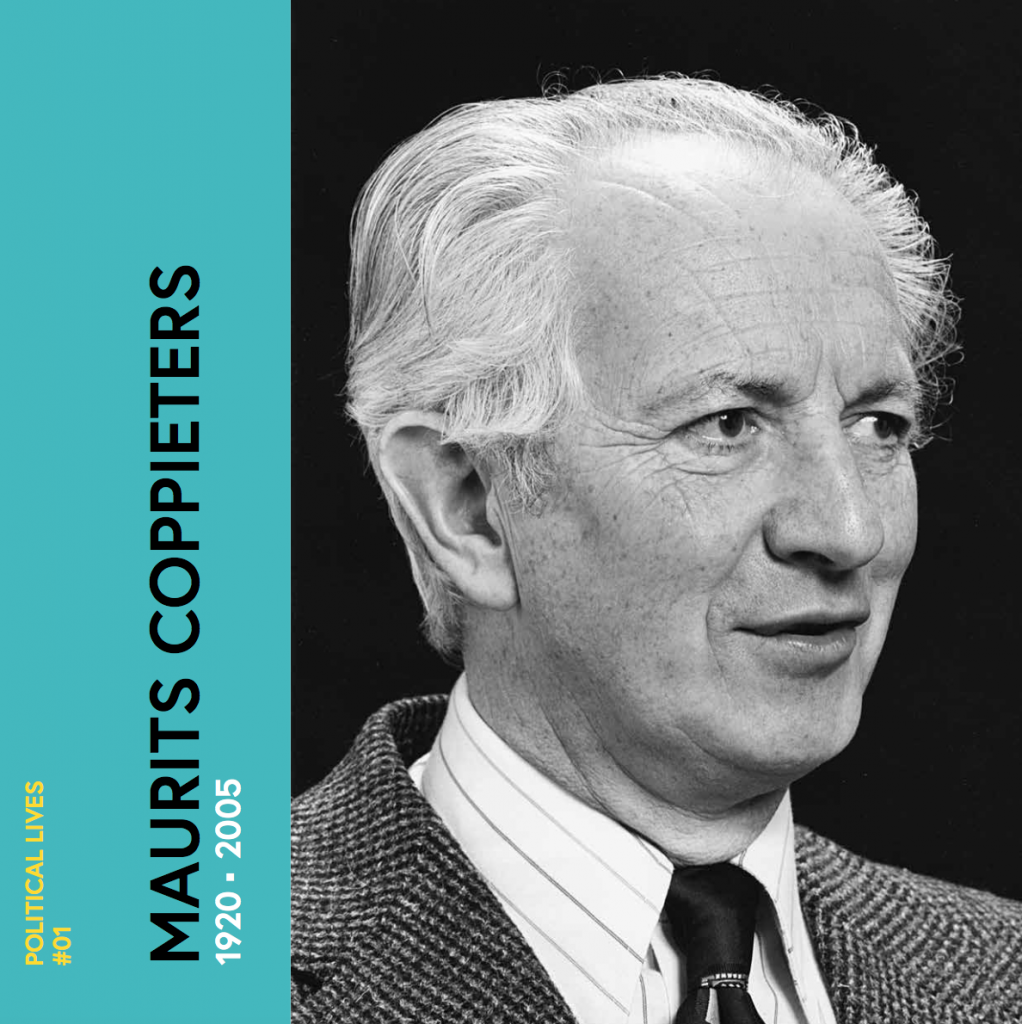 Political lives #1 Maurits Coppieters