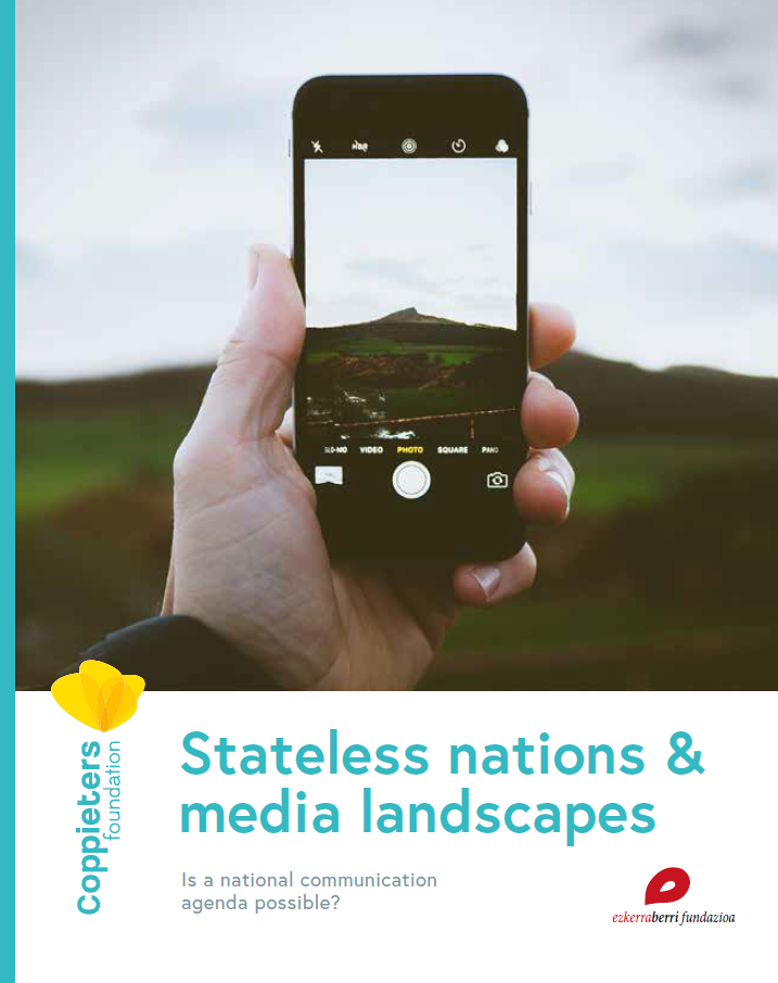 Stateless nations and media landscapes: Is a national communication agenda possible?