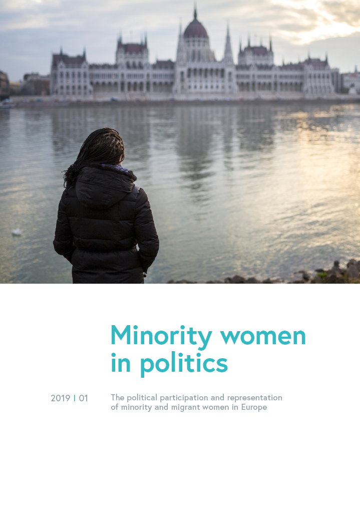 Minority women in politics